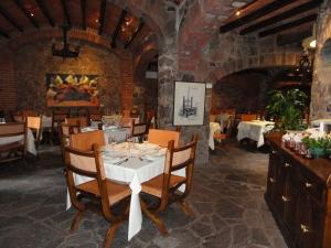 Restaurant Carcassonne in San Miguel de Allende
