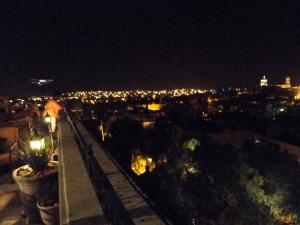 Rosewood San Miguel's Luna Rooftop Tapas Bar