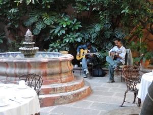 Restaurante La Felguera in San Miguel de Allende