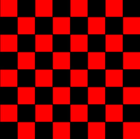 checkerboard illustration