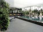 Distrito Capital Mexico City pool area