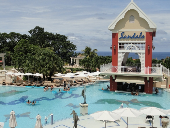 Sandals Grand Riviera Beach & Villa Golf Resort
