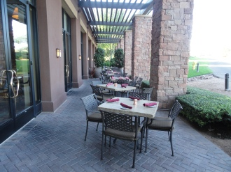 Dining at the Westin Kierland Resort & Spa