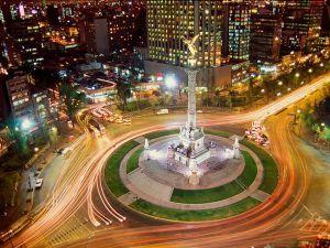 Paseo de la Reforma Mexico City