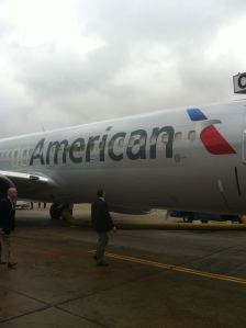 American Airlines new livery