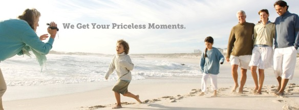 We Get Your Priceless Moments