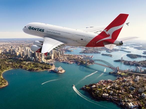 Qantas Airlines Sydney
