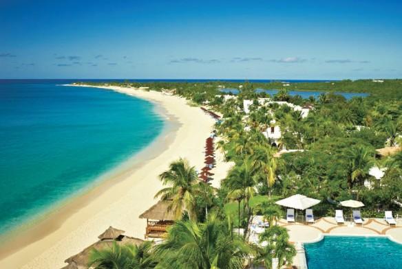 St. Maarten coastline