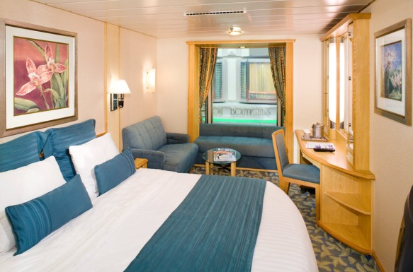 Navigator of the Seas cabin