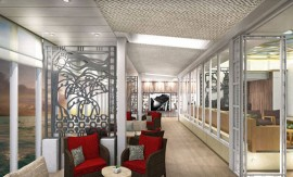 Viking Star interior rendering