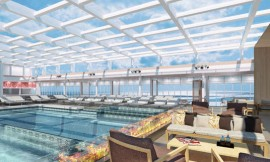 Viking Star pool rendering