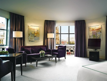 One Aldwych studio suite