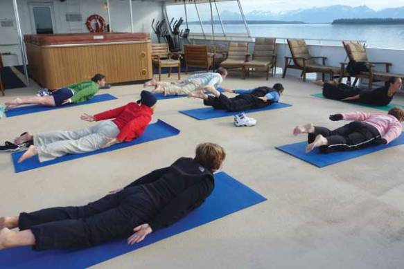 Un-Cruise Yoga Classes