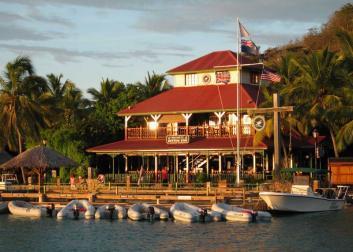 Bitter End Yacht Club in Virgin Gorda