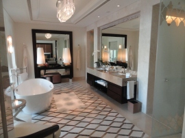 Bathroom in One&Only The Palm, Dubai