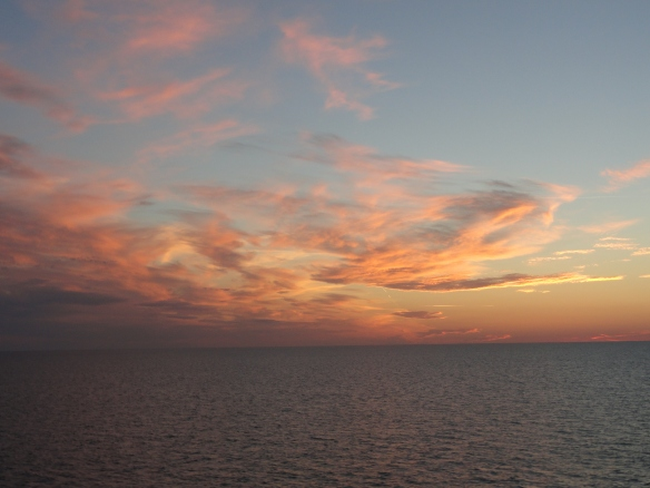 Picture from my balcony on Navigator of the Seas
