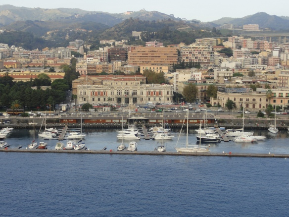 Marina in Massina, Italy