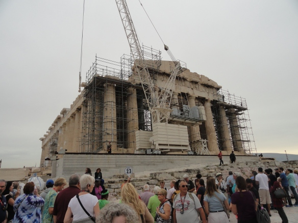 Parthenon in Athens, Greece