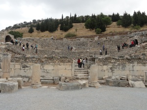Ephesus' Grand Theater