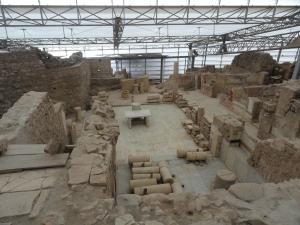 Houses of the Wealthy in Ephesus