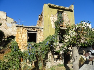 Old house in Chania, Crete