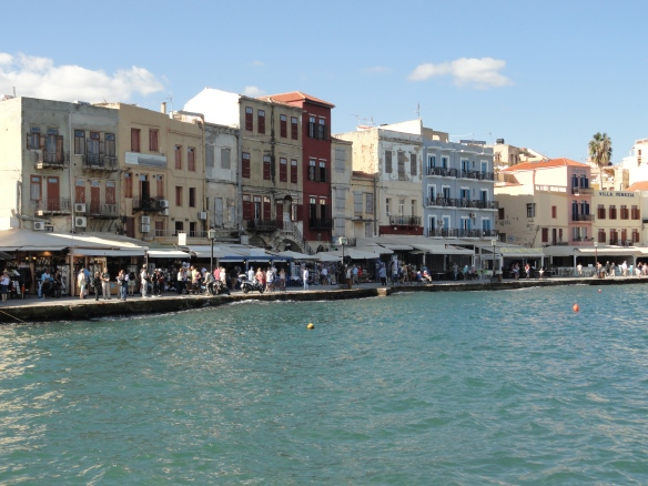 Chania's Venetian Port
