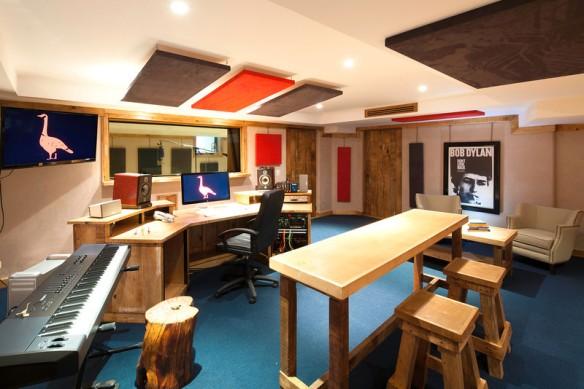 El Ganzo Hotel - Underground Studio
