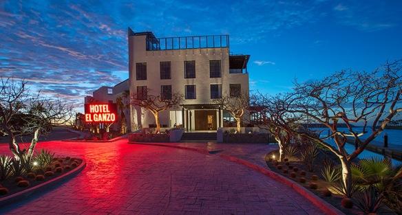 Hotel El Ganzo, Los Cabos