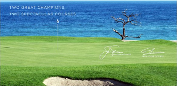 Golf Course at Puerto Los Cabos