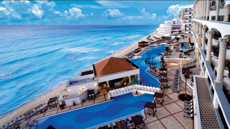 Crème de Cancun:  The Top Five Resorts  (6/6)