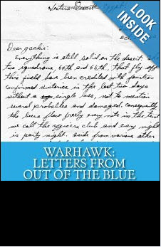 Warhawk: Letters From Out of the Blue