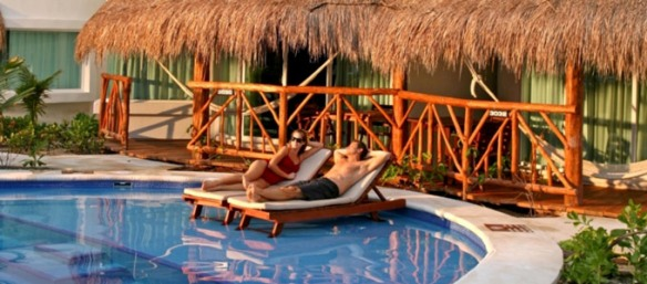 El Dorado Casitas Royale Swim Up Suites