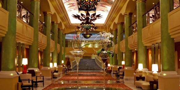 Iberostar Grand hallway