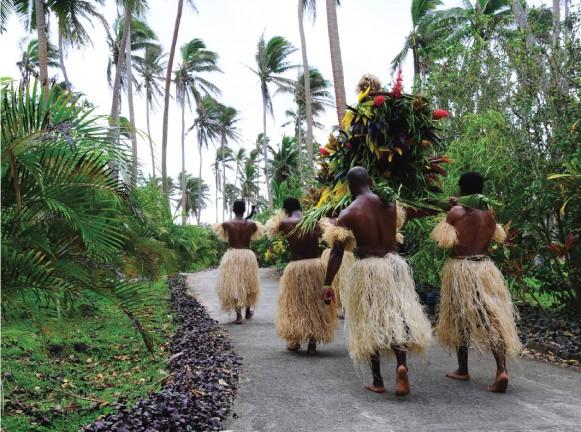 Scene from Namale Fiji