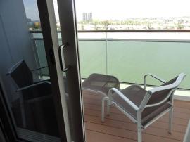 Balcony cabin on MSC Divina