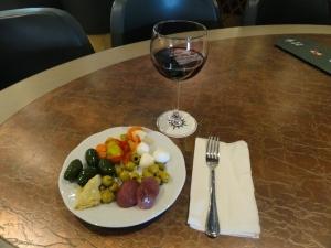 MSC Dvina wine bar