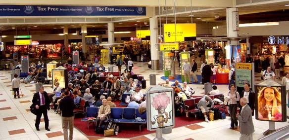 London Gatwick Airport