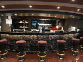 MSC Yacht Club bar