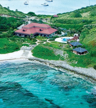 Peter Island Spa