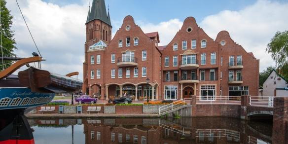 Arkadenhaus Papenburg