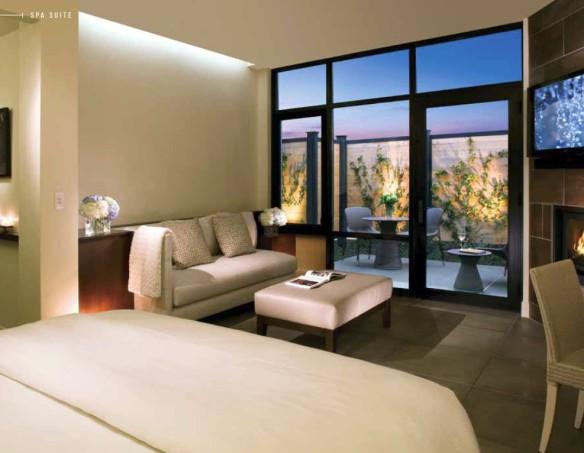 Bardessono Inn Spa Suite