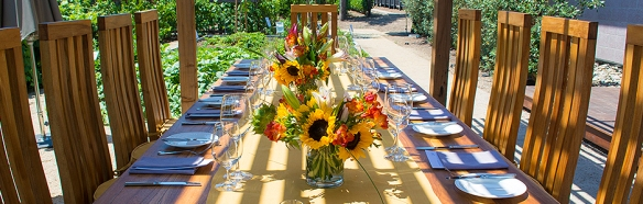 Lucy's Garden Table