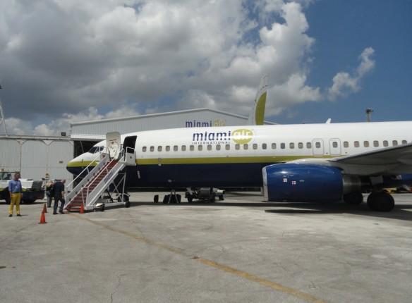 Miami Air Charte