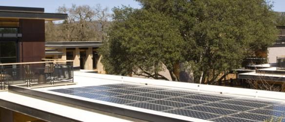 Bardessono Solar Panels