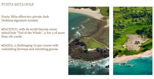 St. Regis Punta Mita Golf