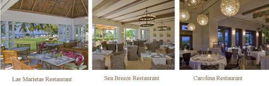 St. Regis Punta Mita Restaurants