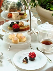 High Tea at Windsor Court