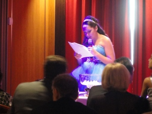 Quinceañera on Quantum of the Seas