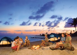 Dreams Tulum Camp Out Adventure