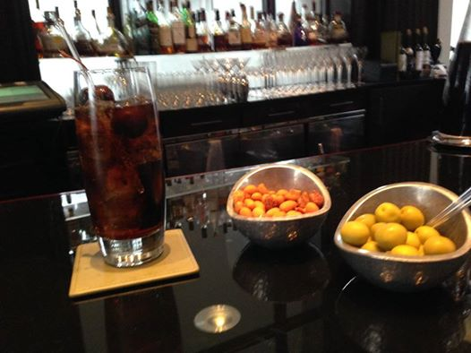 Rum & Coke One Aldwych